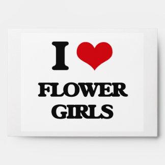 Amo a floristas sobres