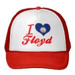 Amo a Floyd, Virginia Gorro De Camionero