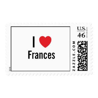 Amo a Frances