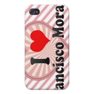 Amo a Francisco Morato el Brasil iPhone 4 Fundas