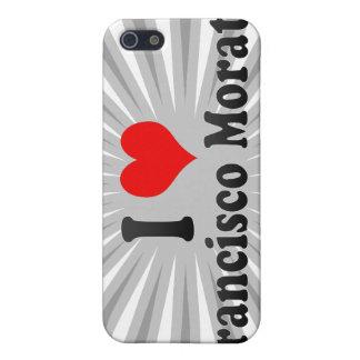 Amo a Francisco Morato el Brasil iPhone 5 Cárcasa