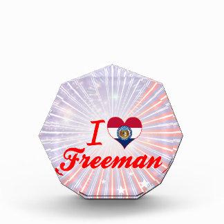 Amo a Freeman, Missouri