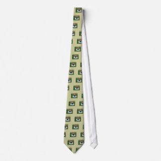 Amo a frikis corbata personalizada