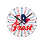 Amo a Frost, Tejas Reloj