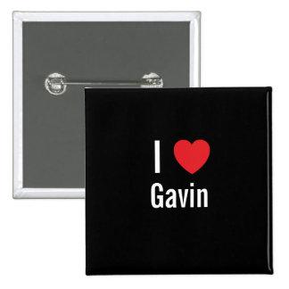 Amo a Gavin Pins