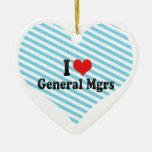 Amo a general Mgrs Ornato