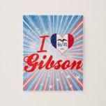 Amo a Gibson, Iowa Puzzle