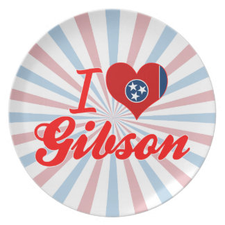 Amo a Gibson, Tennessee Plato