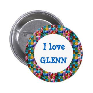 AMO A GLENN PINS