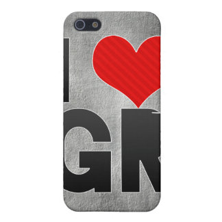 Amo a GR iPhone 5 Coberturas