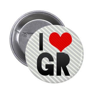Amo a GR Pin