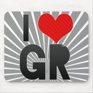 Amo a GR Alfombrilla De Raton