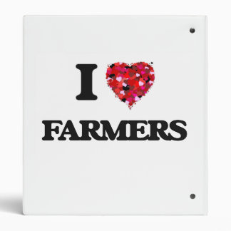 "Amo a granjeros carpeta 1"""