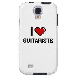 Amo a guitarristas funda para galaxy s4