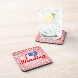 Amo a Harding, Minnesota Posavasos De Bebidas