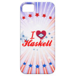 Amo a Haskell, Arkansas iPhone 5 Case-Mate Protectores