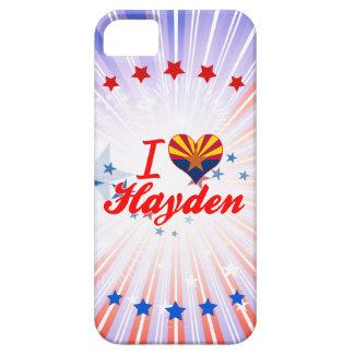 Amo a Hayden, Colorado iPhone 5 Carcasas