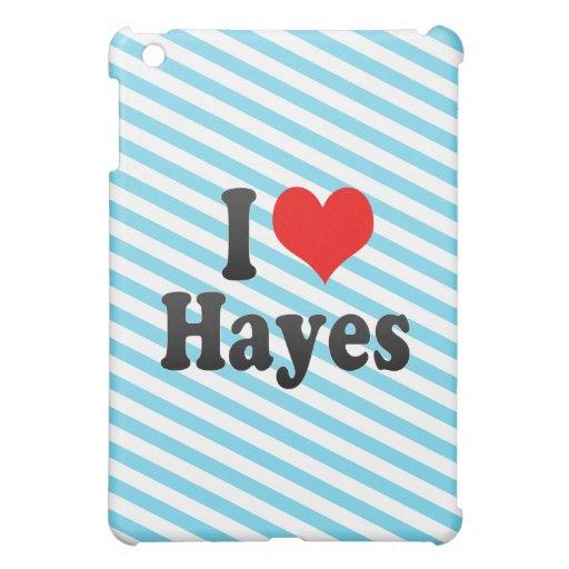 Amo a Hayes