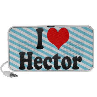 Amo a Hector Mp3 Altavoz