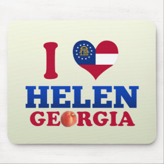Amo a Helen, Georgia Tapetes De Ratones