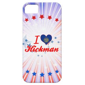 Amo a Hickman, Nebraska iPhone 5 Protectores