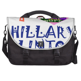 Amo a Hillary Clinton para el arte de presidente Bolsas De Ordenador