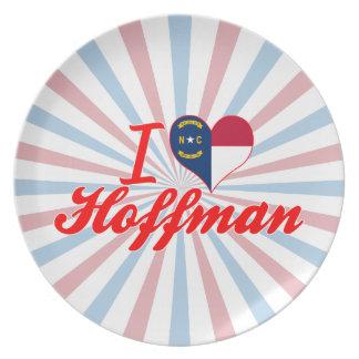 Amo a Hoffman, Carolina del Norte Plato