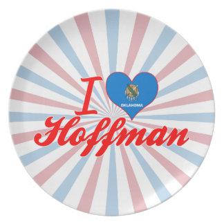 Amo a Hoffman, Oklahoma Plato De Cena