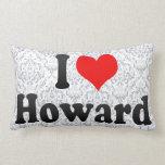 Amo a Howard Cojin