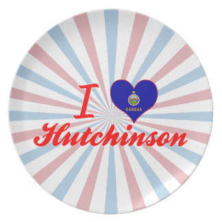 Amo a Hutchinson, Kansas Platos