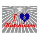 Amo a Hutchinson, Kansas Postal