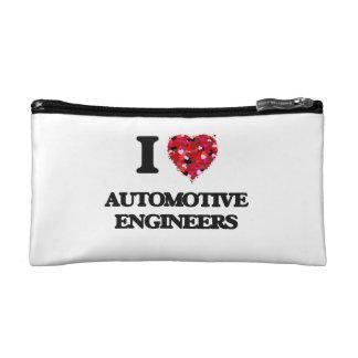 Amo a ingenieros automotrices
