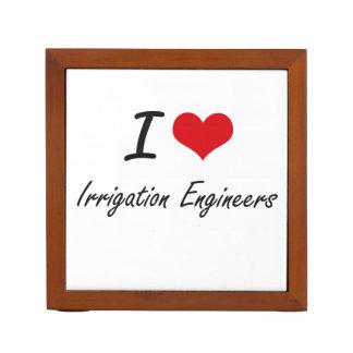 Amo a ingenieros de la irrigación
