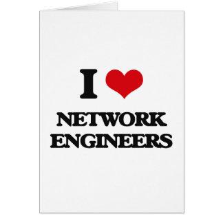 Amo a ingenieros de la red