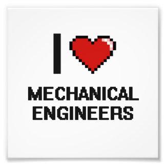 Amo a ingenieros industriales fotografías