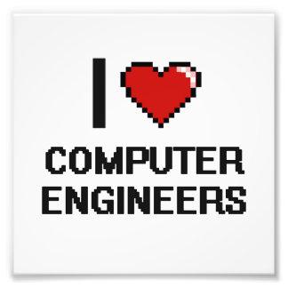 Amo a ingenieros informáticos fotografías