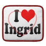 Amo a Ingrid Fundas Para iPads
