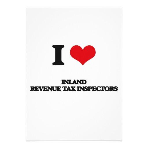 Amo a inspectores del impuesto de Hacienda pública Anuncios Personalizados