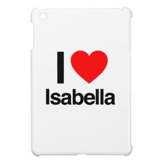 amo a Isabel