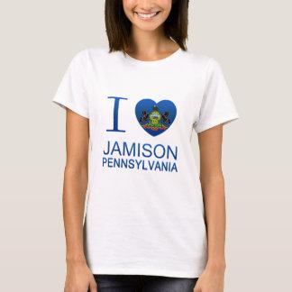Amo a Jamison, PA Playera