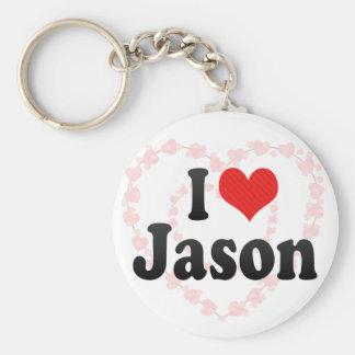 Amo a Jason Llaveros