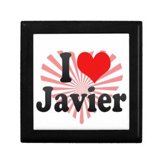 Amo a Javier Cajas De Recuerdo