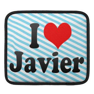 Amo a Javier Funda Para iPads