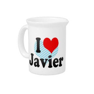 Amo a Javier Jarras De Beber