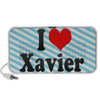 Amo a Javier Laptop Altavoces