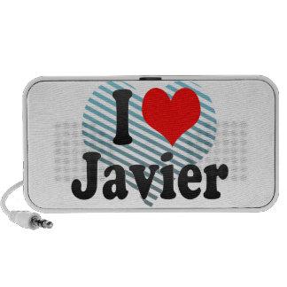 Amo a Javier Mp3 Altavoz