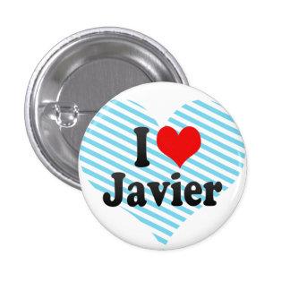 Amo a Javier Pins