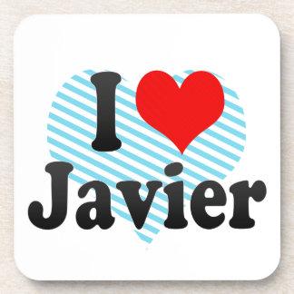 Amo a Javier Posavasos
