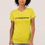 AMO A JEREMIAH CAMISETAS