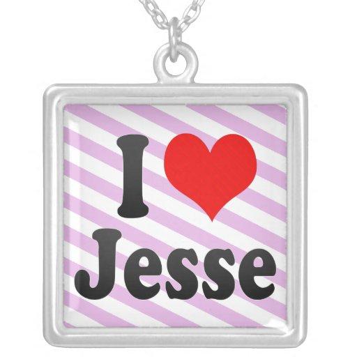 Amo a Jesse Grimpolas